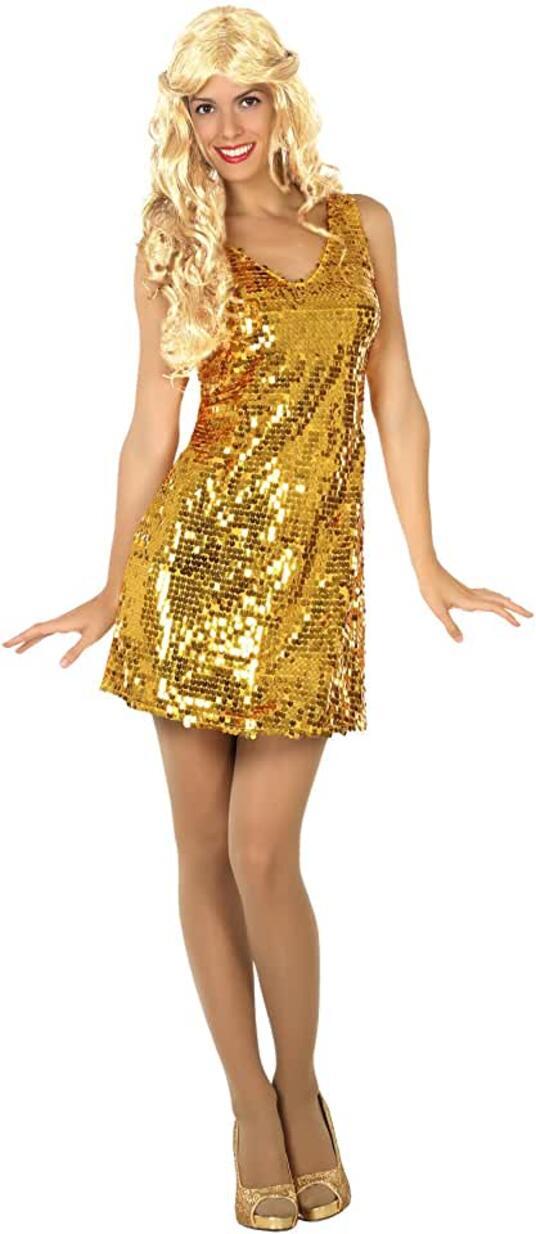 Costume per Adulti Disco XS/S