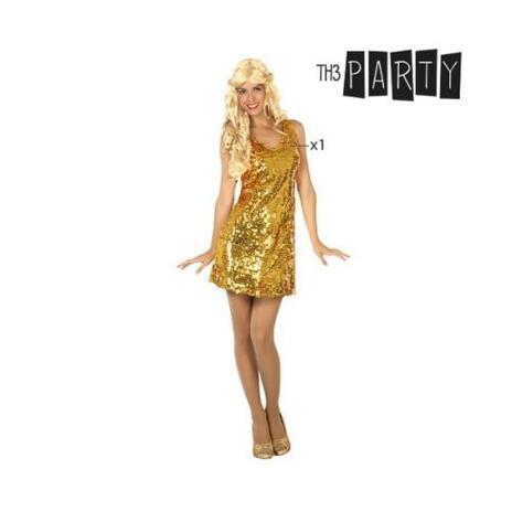 Costume per Adulti Disco XS/S - 3