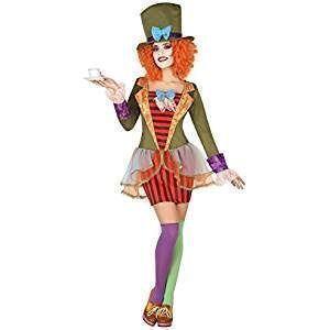 Costume per Adulti Th3 Party Cappellaia matta - 14