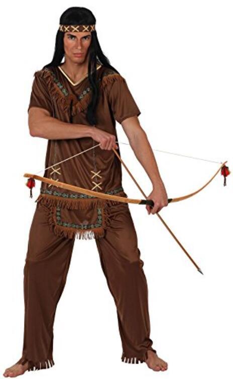 Costume per Adulti 5126 Indiano - 2