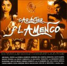 Caracter Flamenco - CD Audio