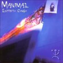 Espirito Congo - CD Audio di Manimal