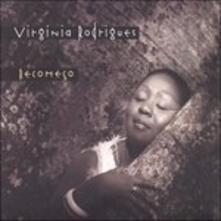 Recomeco - CD Audio di Virginia Rodrigues