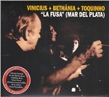 La Fusa - CD Audio di Vinicius De Moraes