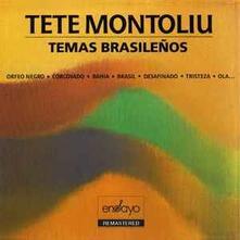 Temas Brasilenos - CD Audio di Tete Montoliu