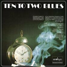 Ten of Two Blues - CD Audio di Tete Montoliu