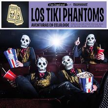 Aventuras en celuloide - Vinile LP di Los Tiki Phantoms