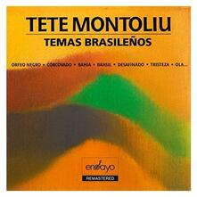 Temas brasilenos - Vinile LP di Tete Montoliu