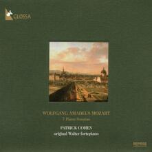 Sonata per Piano K279 n.1in do - CD Audio di Wolfgang Amadeus Mozart