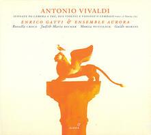Sonates op.1 (Digipack) - CD Audio di Antonio Vivaldi