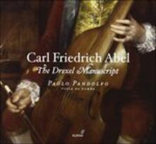 Drexel Manuscript - CD Audio di Carl Friedrich Abel