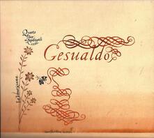 Madrigaux, 4e Livre - CD Audio di Carlo Gesualdo