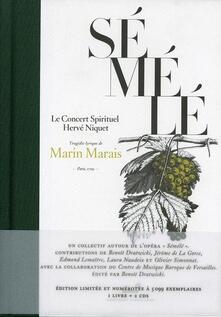 Semele (Deluxe) - CD Audio di Marin Marais
