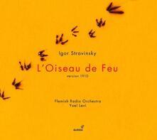 L'oiseau De Feu - Chant du - SuperAudio CD di Igor Stravinsky