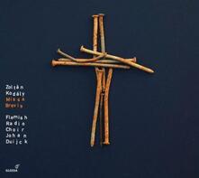 Missa Brevis - Pslam 121 - SuperAudio CD di Zoltan Kodaly