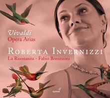 Opera Arias - CD Audio di Antonio Vivaldi