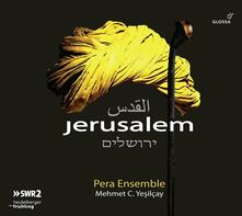 Jerusalem - CD Audio di Pera Ensemble