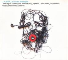 De Occulta Philosophia - CD Audio di Johann Sebastian Bach