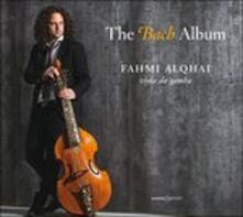 Bach Album. Musica per viola da gamba - CD Audio di Johann Sebastian Bach,Fahmi Alqhai