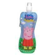Idee regalo Borraccia pieghevole Peppa Pig Mister Toys