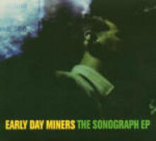 The Sonograph Ep - CD Audio Singolo di Early Day Miners