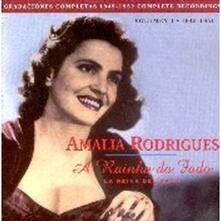 A Rainha Do Fado vol.1 - CD Audio di Amalia Rodrigues
