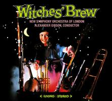 Witches Brew - CD Audio di New Symphony Orchestra of London