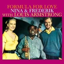 Formula for Love (with Louis Armstrong) - CD Audio di Nina,Frederik