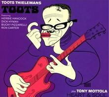 Toots - CD Audio di Toots Thielemans