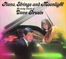 Piano Strings and Moonlight - CD Audio di Dave Grusin