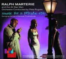 Music for a Private Eye - CD Audio di Ralph Marterie