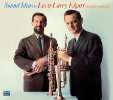 Sound Ideas by Les & Larry Elgart Orchestra - CD Audio di Les Elgart,Larry Elgart