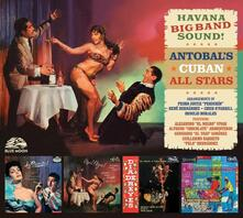 Havana Big Band Sound - CD Audio di Antobal's Cuban All-Stars