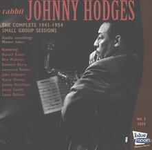 1954 vol.5 Compl.small - CD Audio di Johnny Hodges