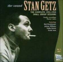 Complete 1952-1954 vol.2 - CD Audio di Stan Getz