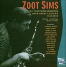 Featured Sessions - CD Audio di Zoot Sims