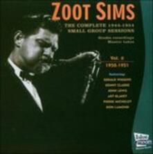 Complete 1944-1954 Small 2 - CD Audio di Zoot Sims