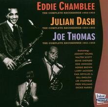 1947-1952 - CD Audio di Eddie Chamblee