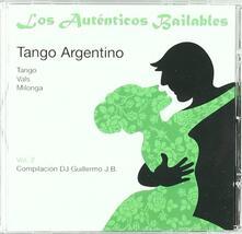Los autenticos bailabes. Tango argentino vol.2 - CD Audio