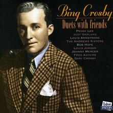 Duets with Friends - CD Audio di Bing Crosby