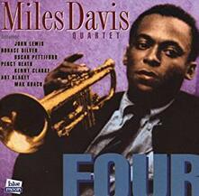 Four - CD Audio di Miles Davis