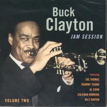 A Buck Clayton Jamses.2 - CD Audio di Buck Clayton