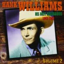 His Best Recordings 2 - CD Audio di Hank Williams