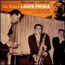 Just a Gigolo' & Other Hits - CD Audio di Louis Prima