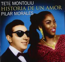 Historia De Un Amor - CD Audio di Tete Montoliu