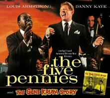 The Five Pennies (Colonna Sonora) - CD Audio