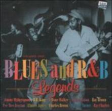 Blues & Rhythm & Blues - CD Audio