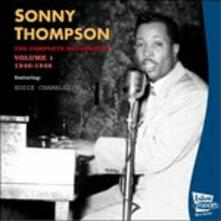 Complete Recordings 1 - CD Audio di Sonny Thompson