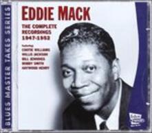 Complete Recordings - CD Audio di Eddie Mack