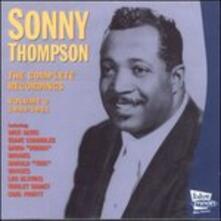 Complete Recordings 2 - CD Audio di Sonny Thompson